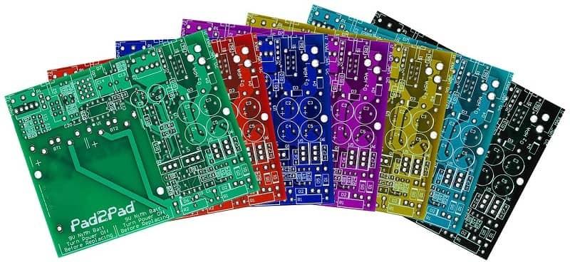 بردهای مدار چاپی | قطعات الکترونیک | مونتاژ الکترونیک | افزار پردازش