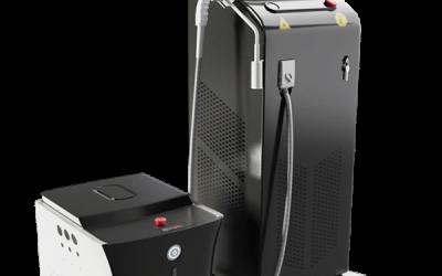 آشنایی با دستگاه های لیزر شرکت طاهر تاج مادر